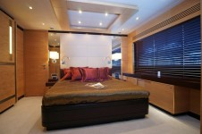 Accommodation on board of 2011 Bilgin Superyacht Tatiana - Interior Joachim Kinder Design